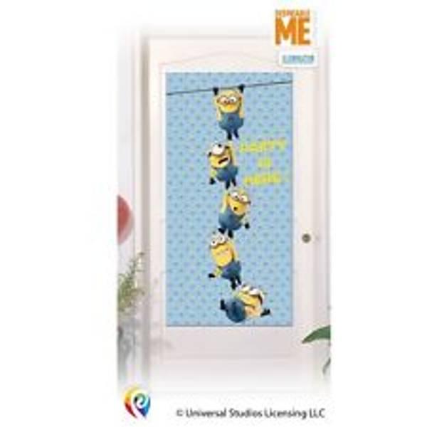 Bilde av Minions Lovely Dørplakat 75X150 cm