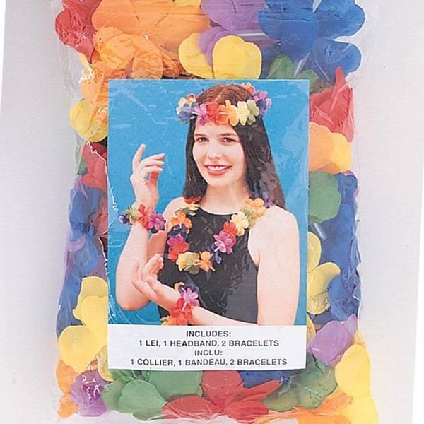 Bilde av  Blomsterkranssett - Arm, Hode og hals