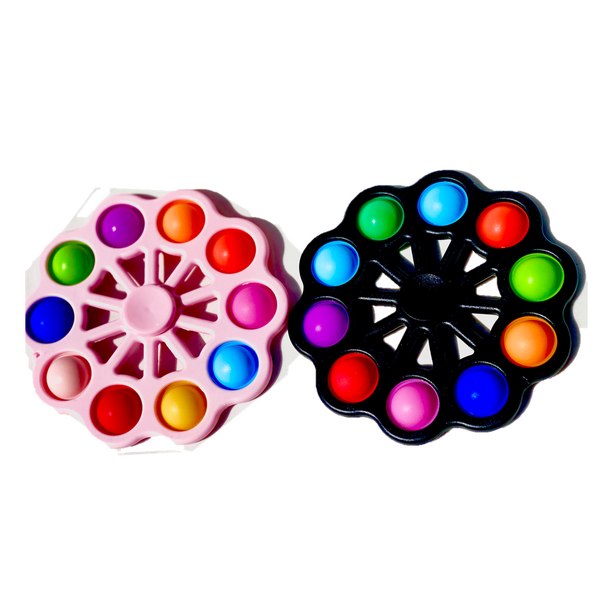 Bilde av Fidget Toy, Dimple Spinner, 2 varianter