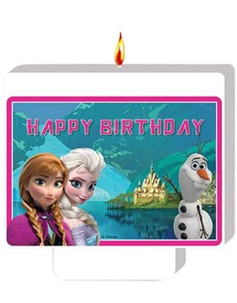 Bilde av Frost Happy Birthday Kakelys