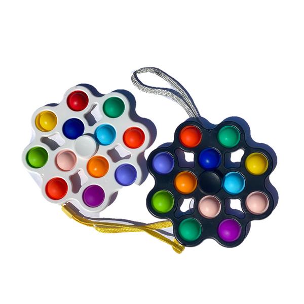 Bilde av Fidget Toys, Dimple Spinner 12 pods
