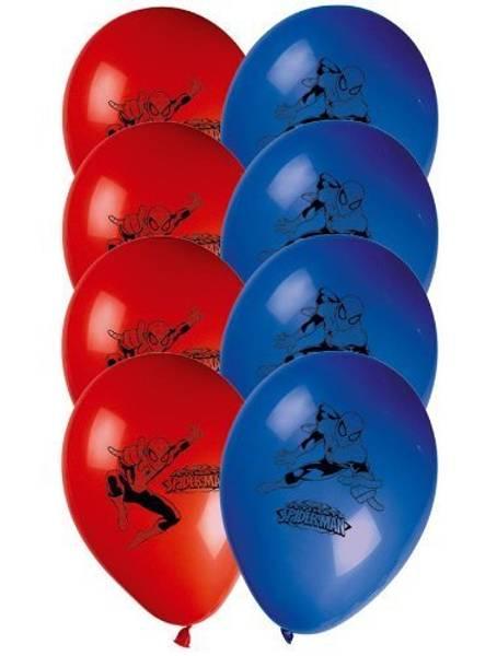 Bilde av Spidermann, Ballonger, 8 stk