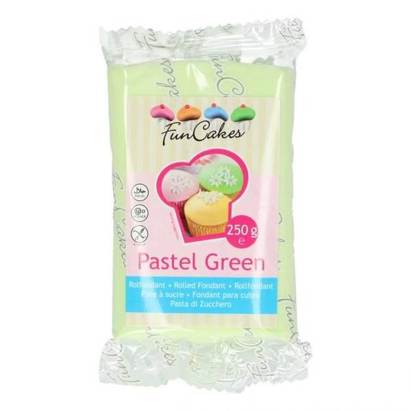 Bilde av Sukkerpasta, Pastel Green, 250g