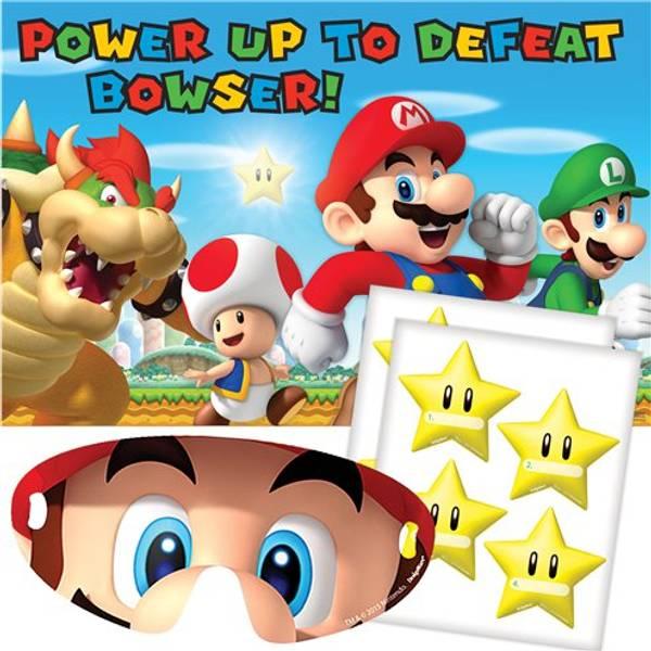 Bilde av Super Mario, Partyspill 2-8 spiller