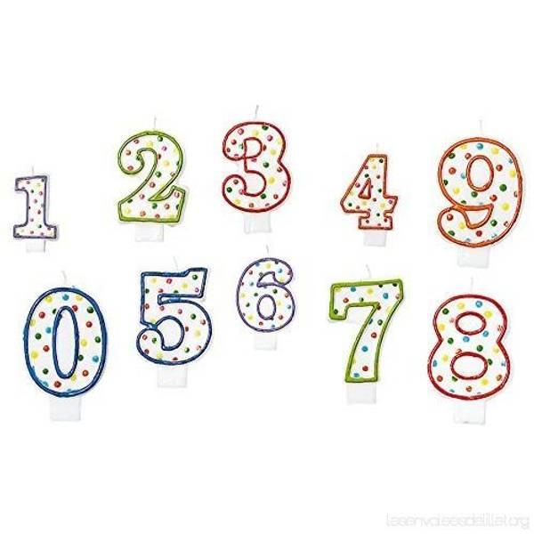 Bilde av Kakelys fargerike prikker, 0-9 år