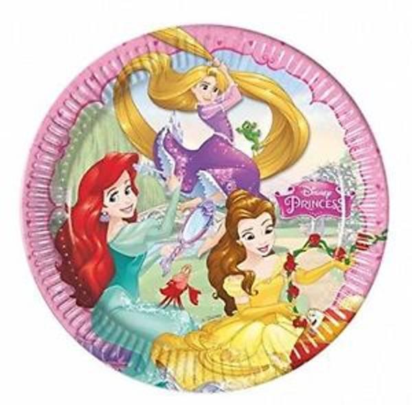 Bilde av Disney Prinsesse Tallerken 3