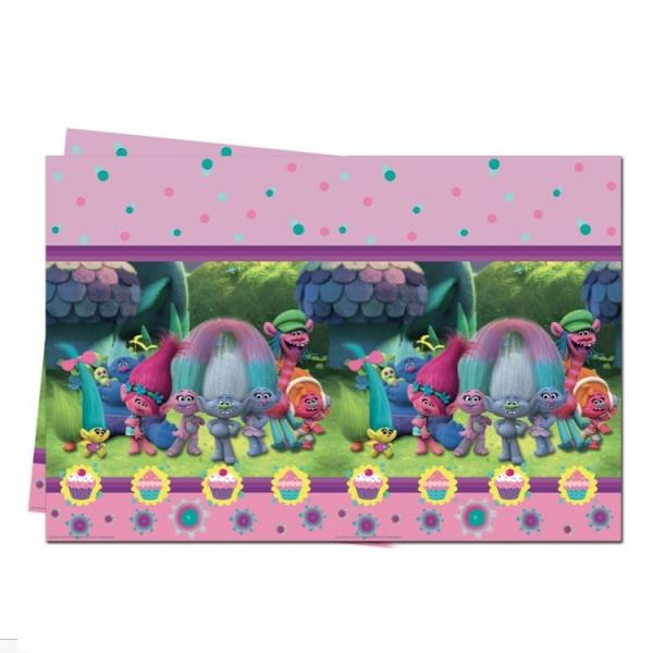 Bilde av Trolls plastikkduk