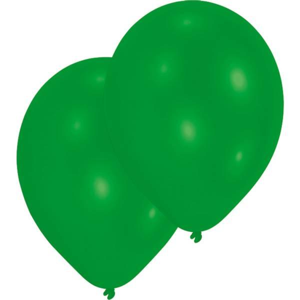 Bilde av Ballonger, Neon Lime 10 stk