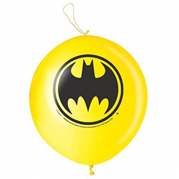 Bilde av Batman, Punch Ball Ballonger, 2 stk