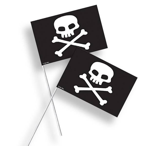 Bilde av Pirat Flagg