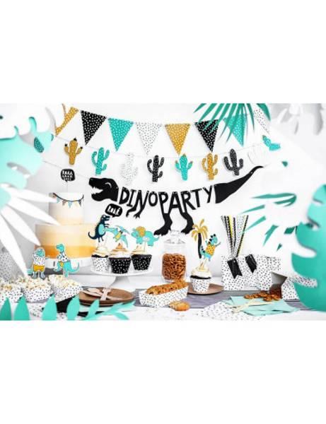 Bilde av Dinoparty Banner, 20x90cm