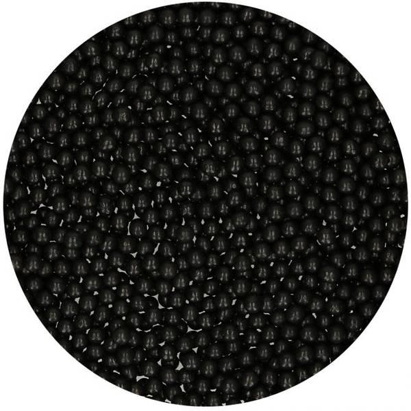Bilde av Strøssel Shiny Pearls Black 80g