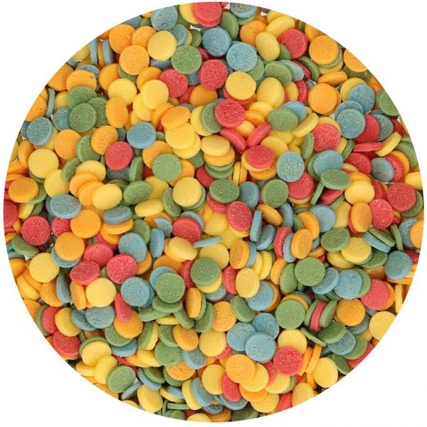 Bilde av Konfetti Mix Strøssel 60g