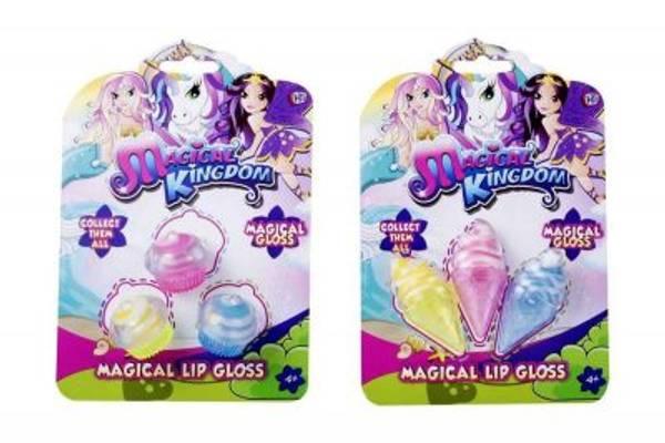 Bilde av Magical Kingdom Lip Gloss, 3 stk