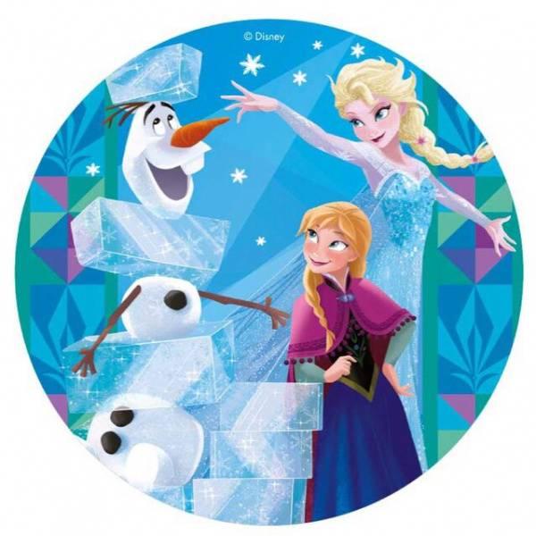 Bilde av Frost kakebilde 4, Sukkerpapir, 20cm