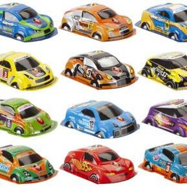 Bilde av Jelly beans i biler, ass., PR STK
