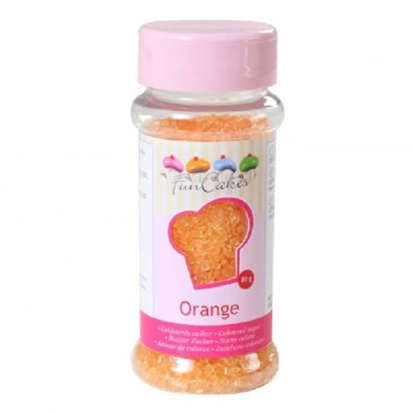 Bilde av Oransje Krystaller Strøssel