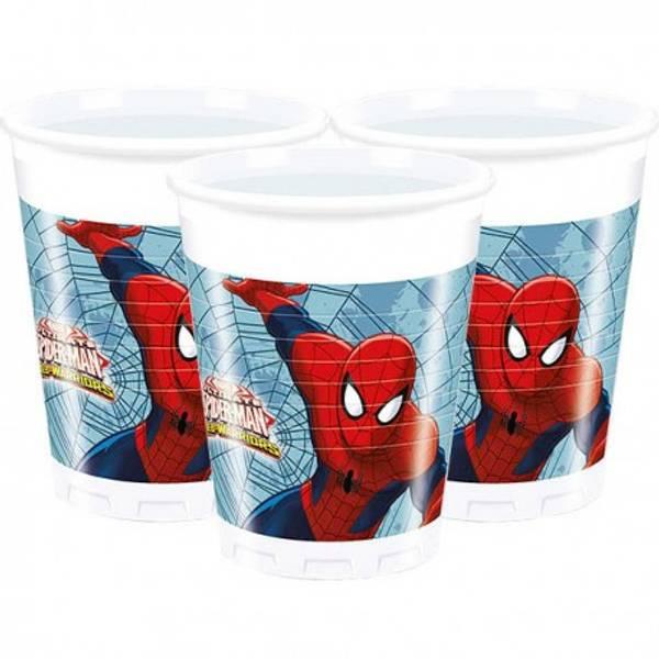 Bilde av Spiderman Web-Warriors Kopper