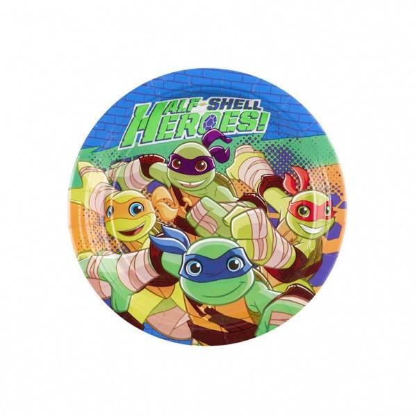 Bilde av Teenage Mutant Ninja Turtles Asjetter, 18cm