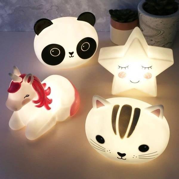 Bilde av Stjerne LED -Lampe