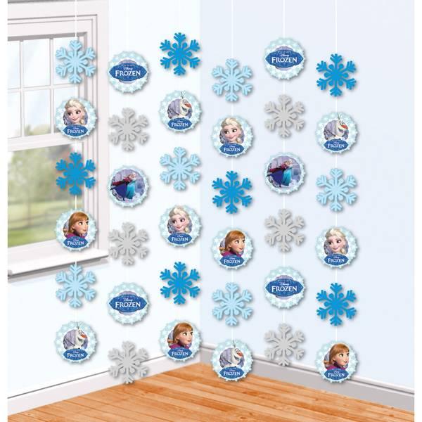 Bilde av Frost Hengende Dekorasjoner, Variant 3