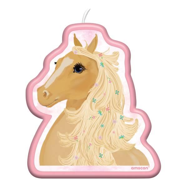 Bilde av Hest, Kakelys, figurformet