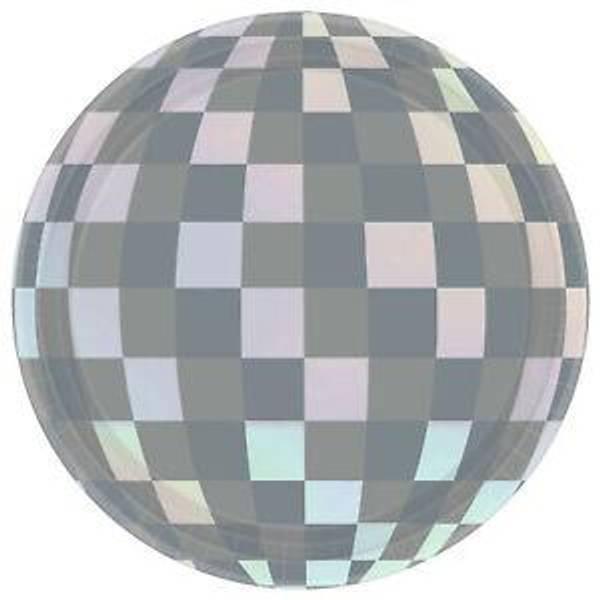 Bilde av Disco Asjette, 8 stk.