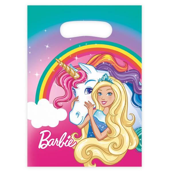 Bilde av Barbie, godteposer 8 stk.