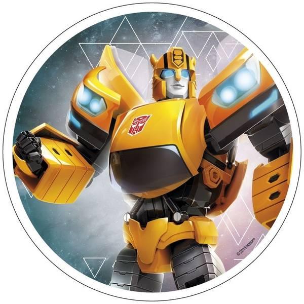 Bilde av Transformers Kakebilde 2, Sukkerpapir, 20 cm