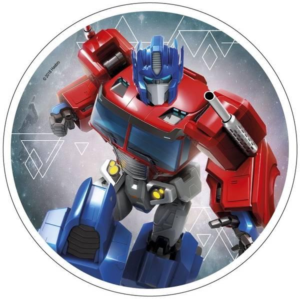 Bilde av Transformers Kakebilde 3, Sukkerpapir, 20 cm