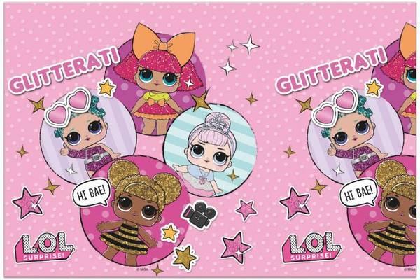 Bilde av Lol Surprise Metalic Glitter, Duk