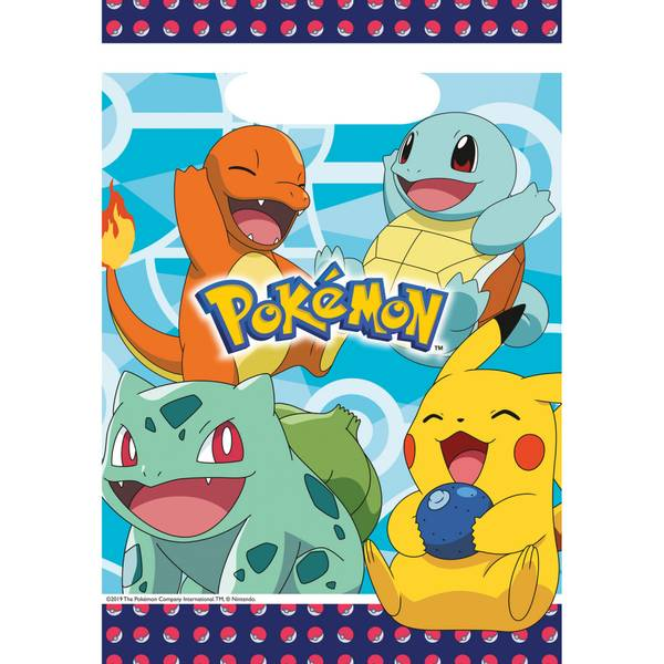 Bilde av Pokemon, Godtepose, 8 stk