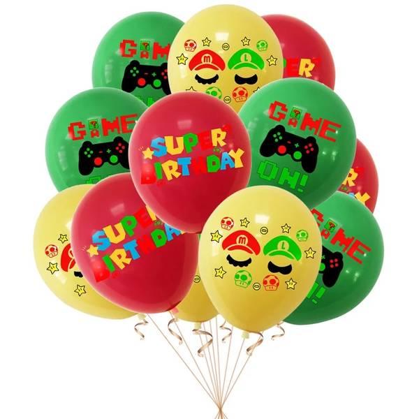 Bilde av Super Birthday, Ballonger, 10 stk