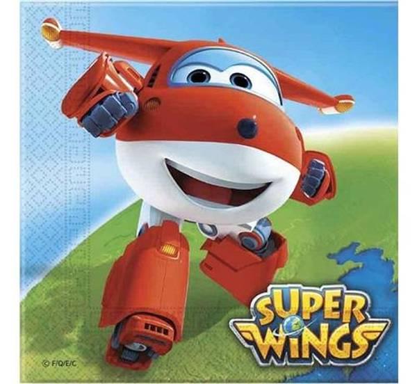 Bilde av Super Wings Servietter, 20 stk