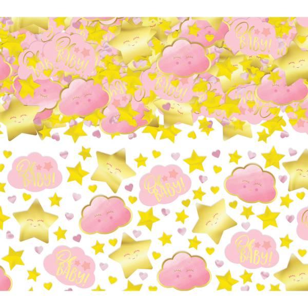 Bilde av Oh Baby Gril Metallic, konfetti, 70g