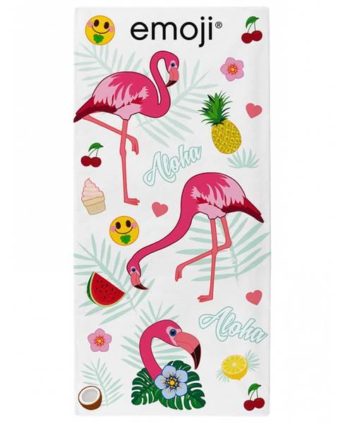 Bilde av Emoji Flamingo, Håndkle