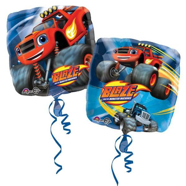 Bilde av Blaze og Monstermaskinene, Folieballong Stor