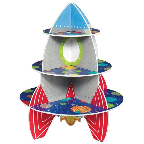Bilde av Rakett Muffins Stand, 33cm x 40cm