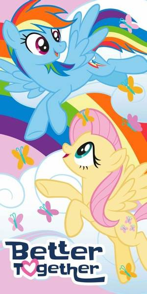 Bilde av My Little Pony Håndkle