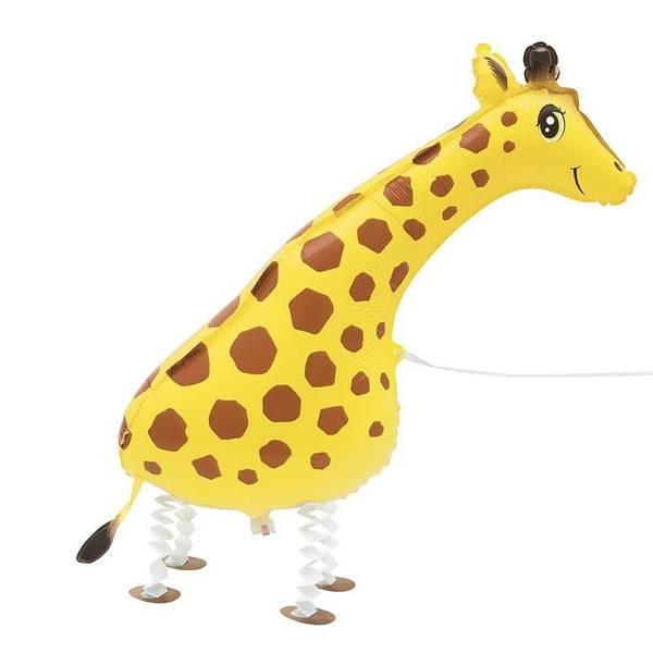 Bilde av Stor Giraff Folieballong