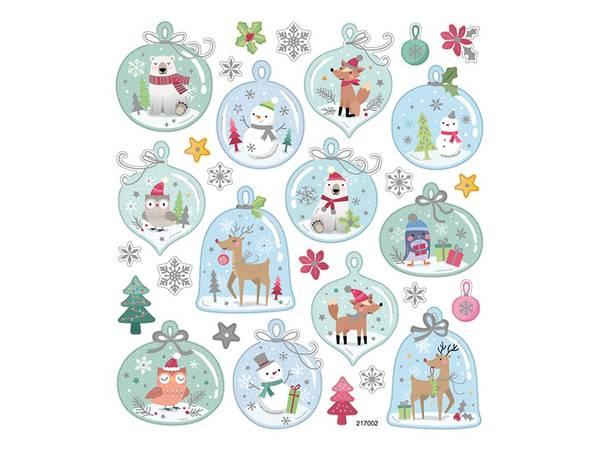 Bilde av Klistremerker – Julemotiv