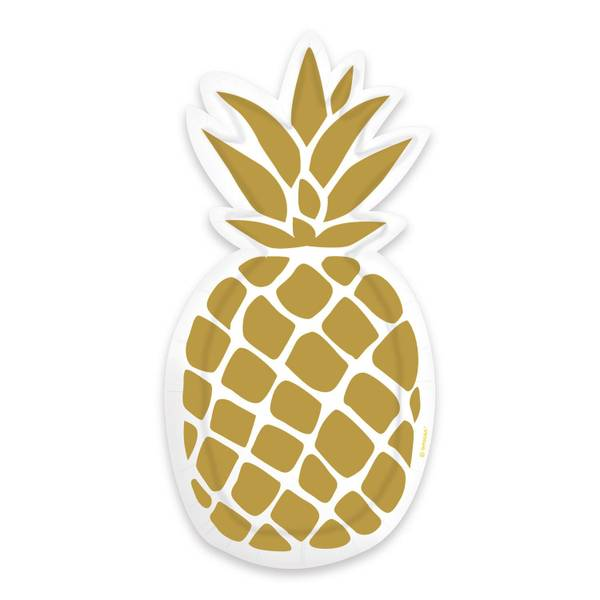 Bilde av Ananas vibes, I Ananas Form, Fat, 6 Stk