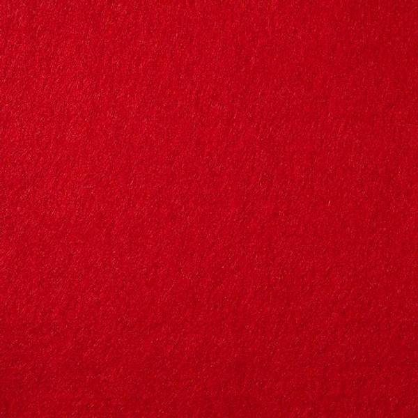 Bilde av  Playcut Filt, Rød, 20x30cm