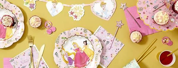 Bilde av Disney Prinsesse, Servietter, 20stk