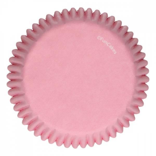Bilde av Lys Rosa, Muffinsformer, 48 stk