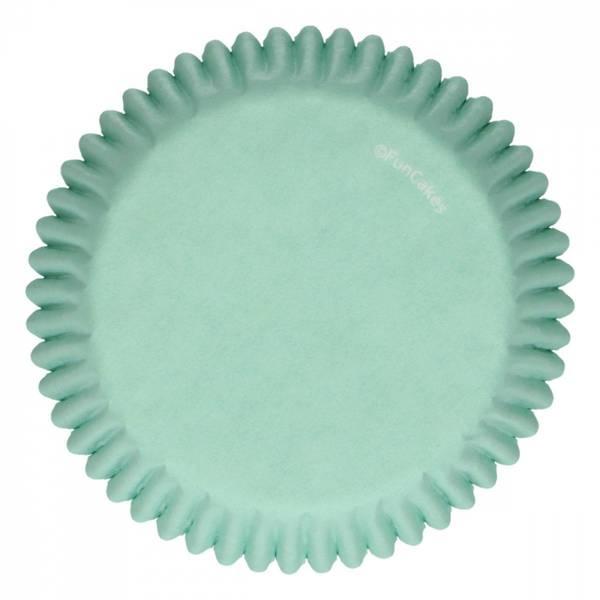 Bilde av Mint Grønn, Muffinsformer, 48 stk