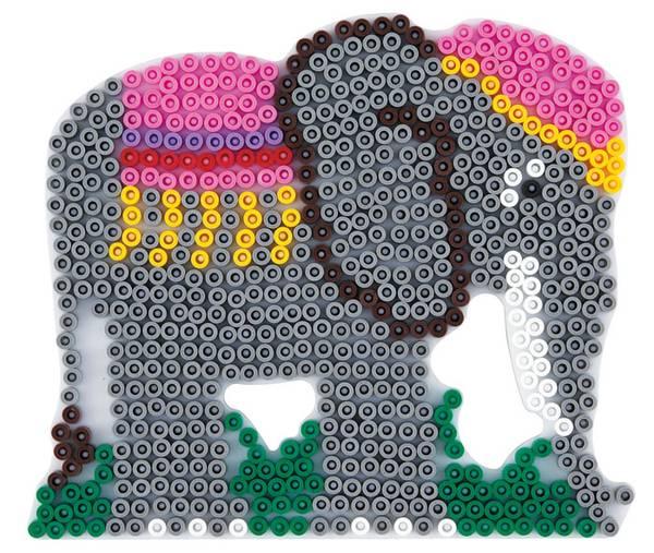 Bilde av Perleplate MIDI – Elefant