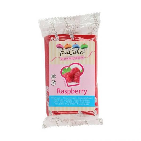 Bilde av Sukkerpasta, Raspberry, 250g