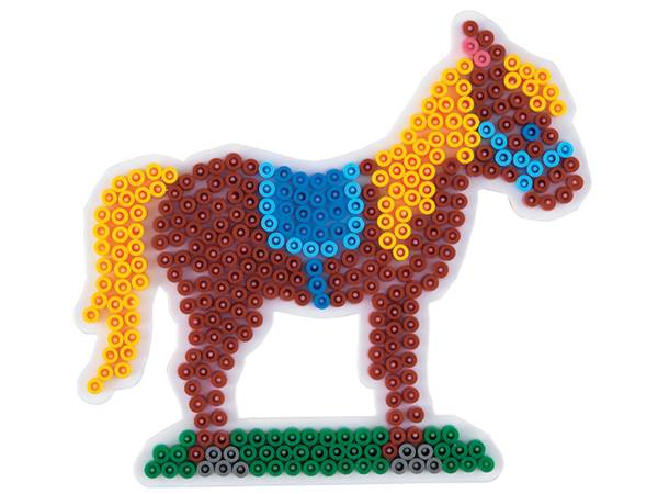 Bilde av Perleplate MIDI – Hest