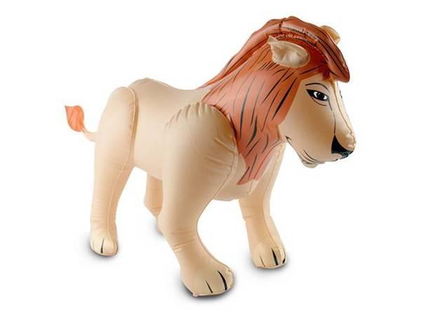 Bilde av Oppblåsbar Løve